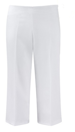 Beauty Polyester cropped pants