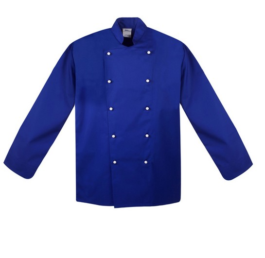 Colored catering clothes