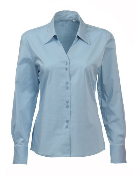 Corporate ladies long sleeve shirt