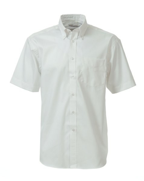 Corporate shirt for men short sleeve
