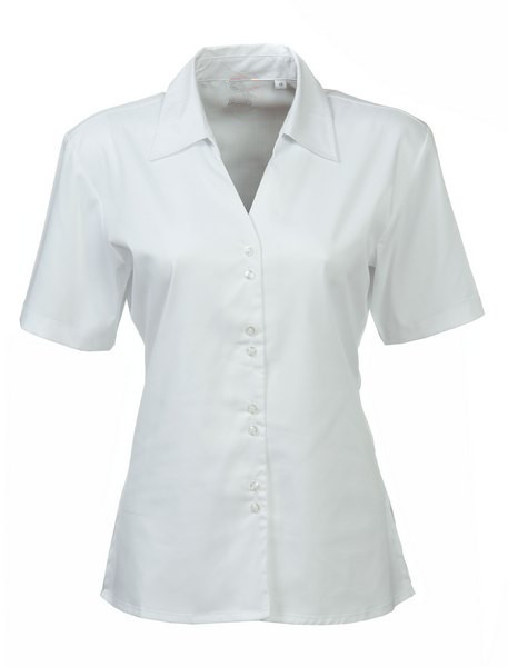 Corporatewear ladies short sleeve shirt