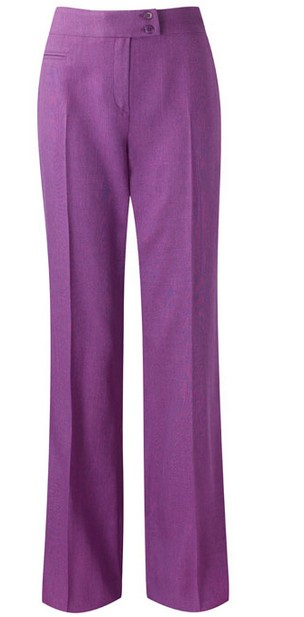 Deep waistband beauty trousers
