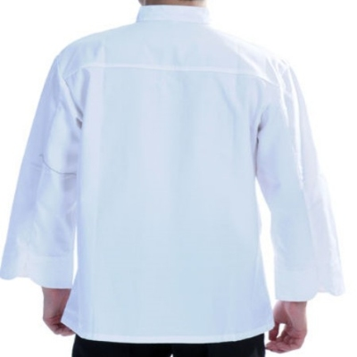 Kitchen chef wear white black