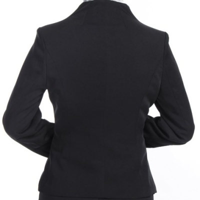 Lady suit black color