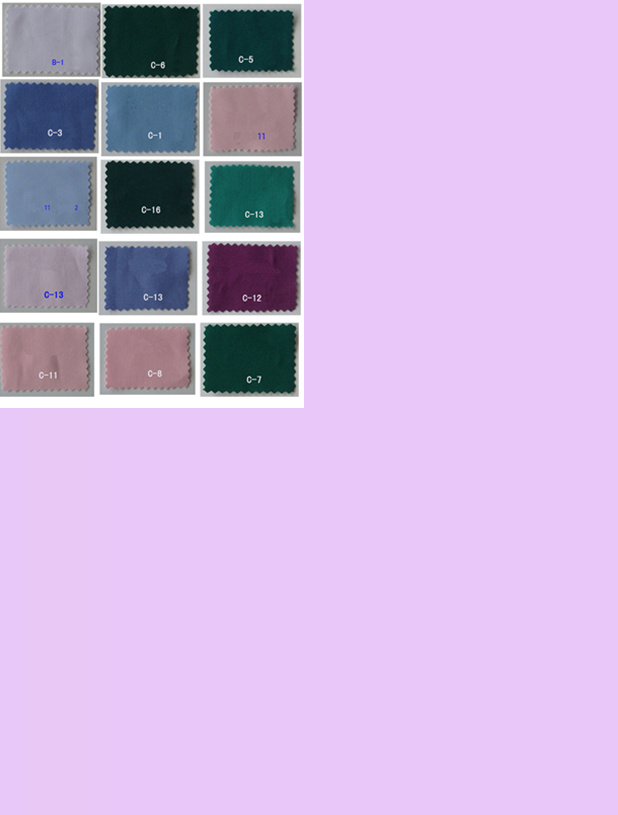 Lilac fabric for uniforms