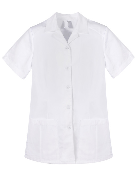 Nurse Tunic with Classic white color