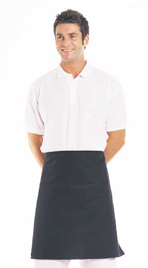 Plain colour Catering apron