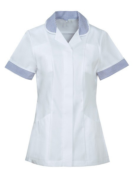 Round collar nursing tunic