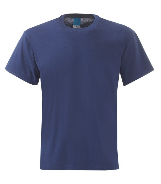 Round neck short-sleeved T-shirt