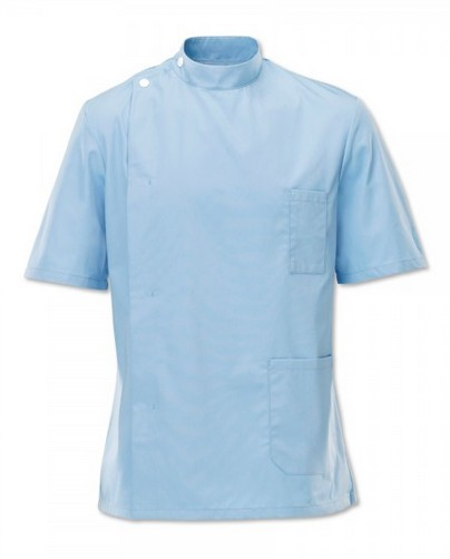 Standing collar Men healthcare tunic