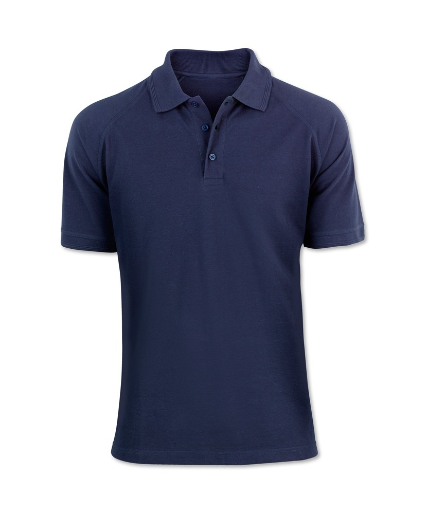 short sleeve polo shirt with lapel